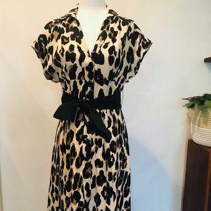 Nanette Lenore Leopard Dress